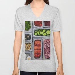 Salad Bar 1 Unisex V-Neck