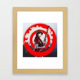 Gotcha Framed Art Print