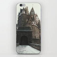 Finally, a Castle - landscape photography iPhone & iPod Skin