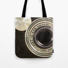 Vintage Argus camera Tote Bag