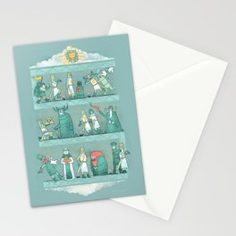Tapestry of Aaarrrggghhh Stationery Cards