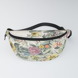 Circle of Life Cream Fanny Pack