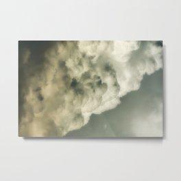 Cumulonimbus Clouds 3 Metal Print