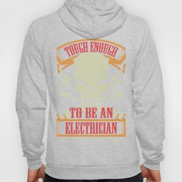 Electrician Gift Profession Electricity Strip Puller Hoody