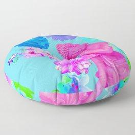Pink Buddha Floor Pillow
