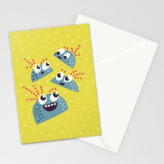 Happy Candy Friends Stationery Cards