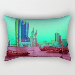 BFH, bahrain Rectangular Pillow