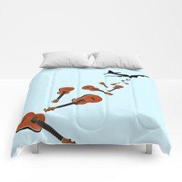 Uke Em Comforters