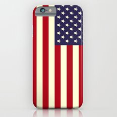 Flag of the United States of America Slim Case iPhone 6