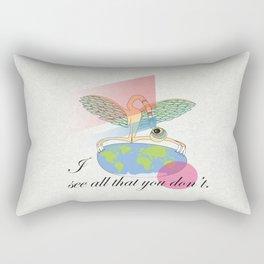 The Seer Rectangular Pillow