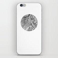 Circle Series #3 iPhone & iPod Skin