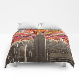 BLOOMING NY Comforters