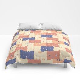Clowder Comforters