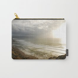 Nature photography. Barrika Beach, Basque Country. Spain. Carry-All Pouch