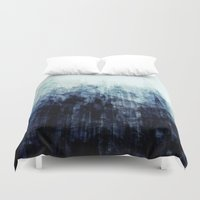 brussels Duvet Covers featuring Brussels by Mina & Jon