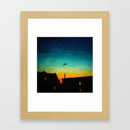 The Act Framed Art Print