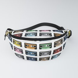 80 Rainbow Tapes Fanny Pack