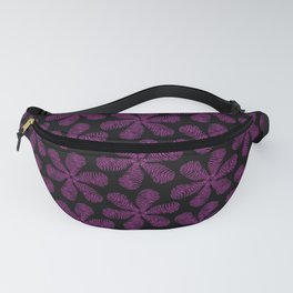 Hawaiian Midnight Fanny Pack