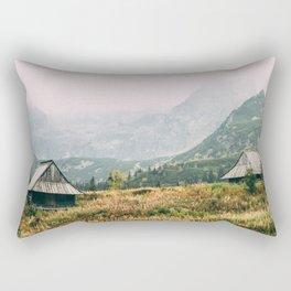 Hala Gasienicowa Autumn Rectangular Pillow