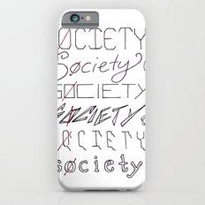 Six Society Sixes Slim Case iPhone 6s