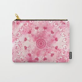 """""""The Suitor's Plea"""" Kaleidoscope 5 by Angelique G. @FromtheBreathofDaydreams Carry-All Pouch"""