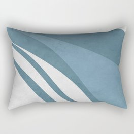 overlaps II Rectangular Pillow