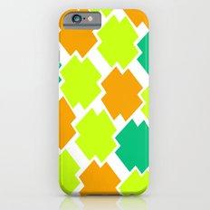 GRAPHIC SQUARES iPhone 6s Slim Case