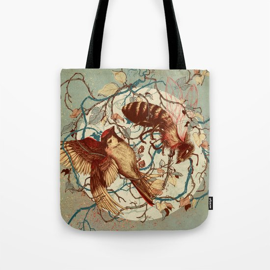 Honey & Sorrow Tote Bag