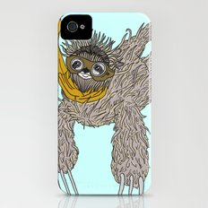 Impulsive Sloth iPhone (4, 4s) Slim Case