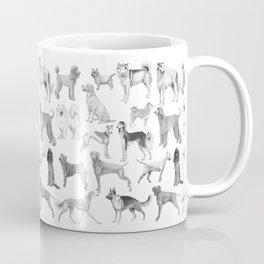 17 ink dogs Coffee Mug