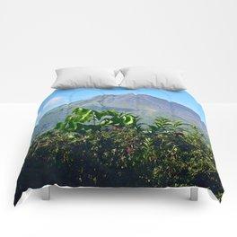 Arenal Volcano Comforters
