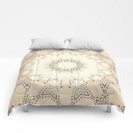 Clarity Mandala Comforters