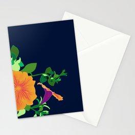 Petunia illustration  Stationery Cards