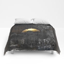 Dome of the Rock Comforters