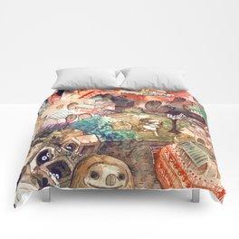 Spirited Away Comforters