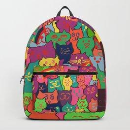 Gay Cat Parade Backpack