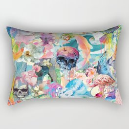 Temporarily Out of Order Rectangular Pillow