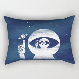 Discover Yourself Rectangular Pillow