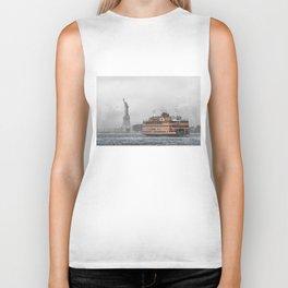 Liberty & The Boat Biker Tank