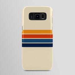 Classic Retro Stripes Android Case