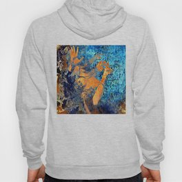 The Female Singer By Annie Zeno  Hoody