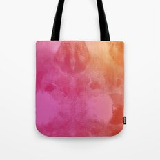 WOLFACE Tote Bag