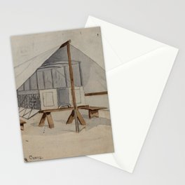 H.E. Valentine - Field Office, 18th Army Corps, before Petersburg, Virginia, 1864 Stationery Cards