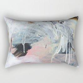 the last night Rectangular Pillow