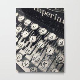 Imperial #4 Metal Print