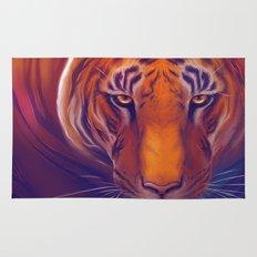 Solar Tiger Rug