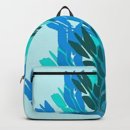 Plants With Vase Backpack
