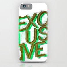 #exclusive iPhone 6s Slim Case