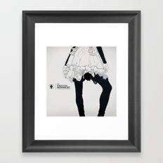 PRINT Nº001 Framed Art Print