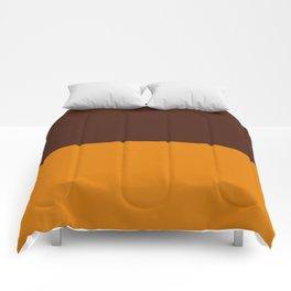 Choc Caramel Comforters
